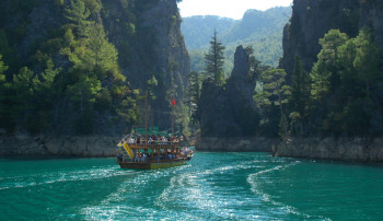 Green Canyon Full-Day Boat Tour Including Lunch